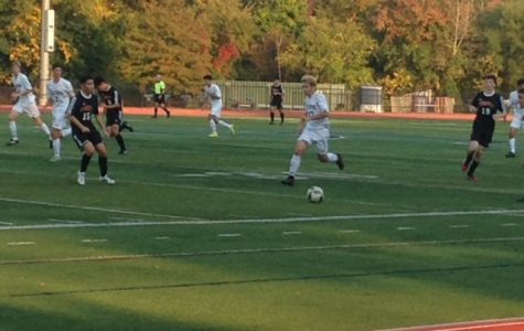 Boys' soccer defeats Tenafly, will compete against Ramapo in county tournament