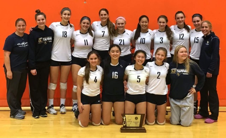 Simply the best: Volleyball is top team in New Jersey