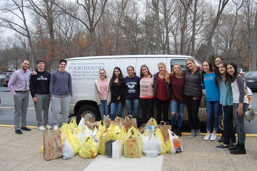 Volunteens canned food drive running until Dec. 23rd