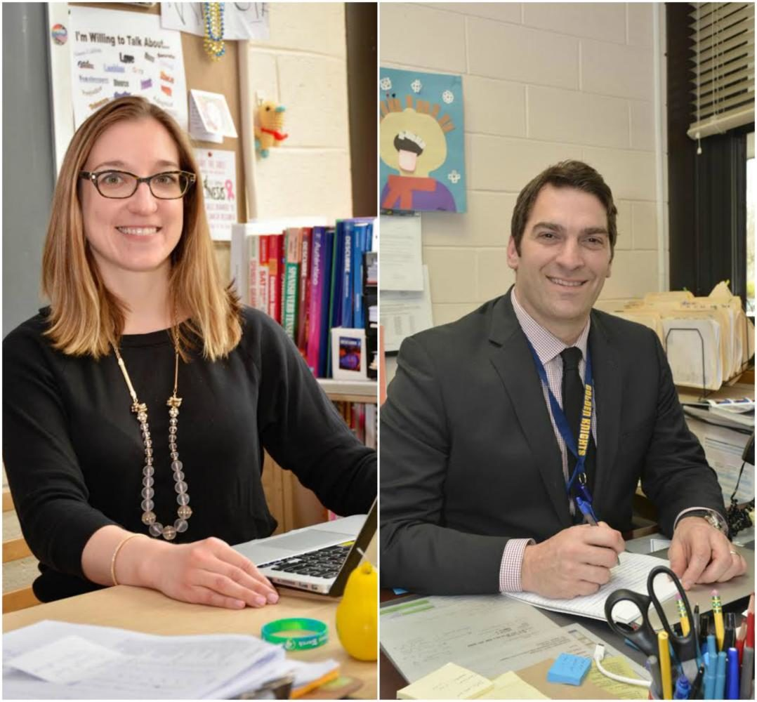 Dr. Jennifer Mezzina has been hired to replace former assistant principal, Richard Orso in July 1. Until then, Dr. Robert Hyman is serving in the role.