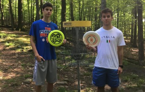 The Lance Tries: Disc Golf