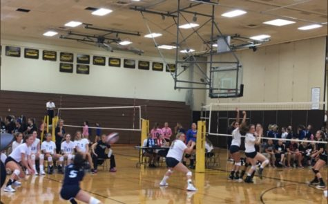 Fall Sports: Checking in with Girls Volleyball