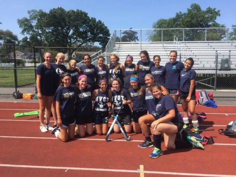 Fall Sports: Checking in with Girls Field Hockey