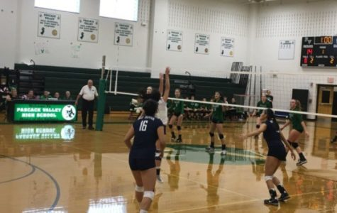 Fall Sports: Girls' volleyball continues to roll
