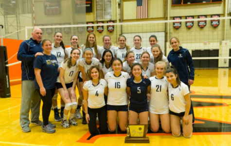 Girls' volleyball earns group 3 title