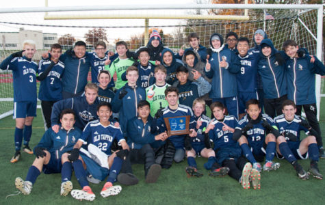 Soccer Team Wins Second State Sectional Title in 3 Years