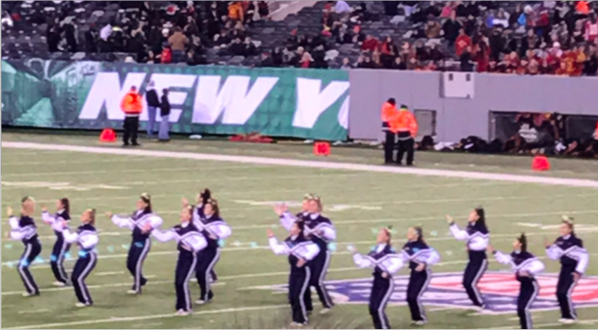 The+Cheer+Team+at+MetLife