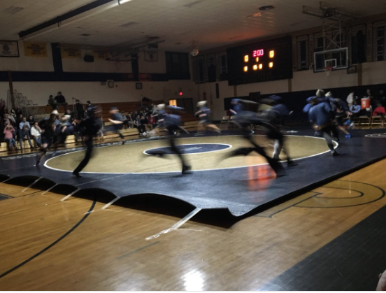 Winter Sports: Wrestling Continues to Dominate