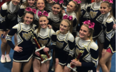 Cheer Team Keeps Rolling