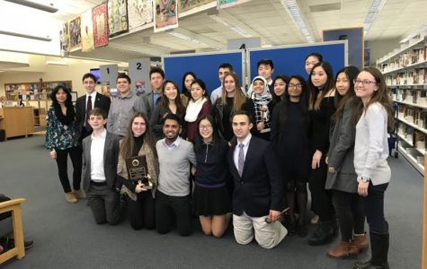 Debate Team Finishes Season Strong