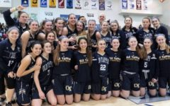 Girls' Basketball Finishes Historic Season
