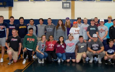 Class of 2018: Athlete Signing Day