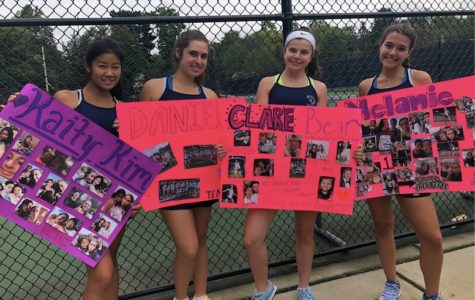 Girls Tennis Season Recap