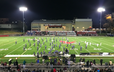 Marching Band Beats its Record