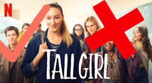 Tall Girl Movie Face Off: Eve vs. Nia
