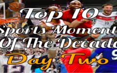 The Lance's Top Ten Sports Moments- Day Two