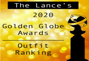 Going for Gold at the Golden Globes