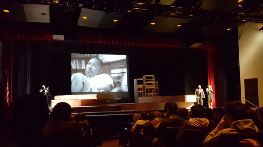 Key Arts Production presents a tribute to Dr. Martin Luther King Jr.