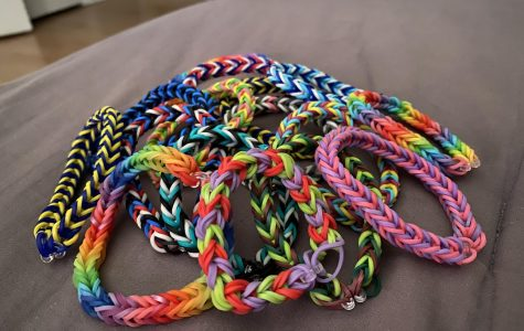 The Lance Rewind: Rainbow Loom