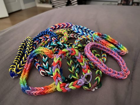 The Rainbow Loom Bands