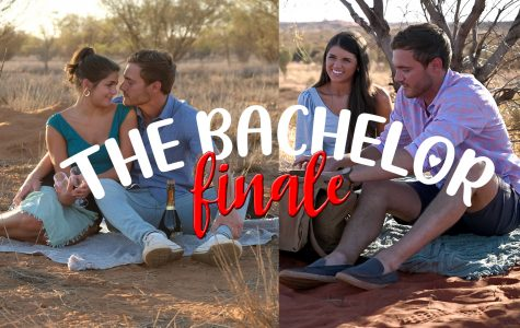 How did this season's bachelor end up?