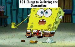 101 Things to Do When You're Bored–Coronavirus Quarantine Edition