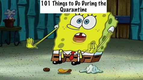 101 Things to Do When You're Bored–Coronavirus Quarantine Edition