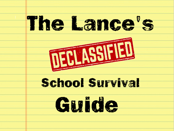The Lance offers a survival guide to the new freshmen.