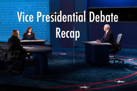 Kamala Harris and Mike Pence take the stage to debate.