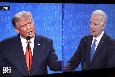 Trump and Biden face off for the last time as the 2020 election presidential season is headed towards the end.