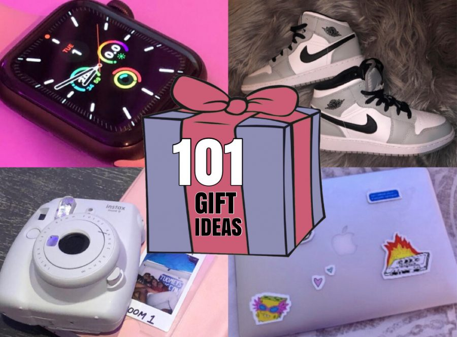 101 gift ideas for you or someone else this Christmas or Hanukkah!