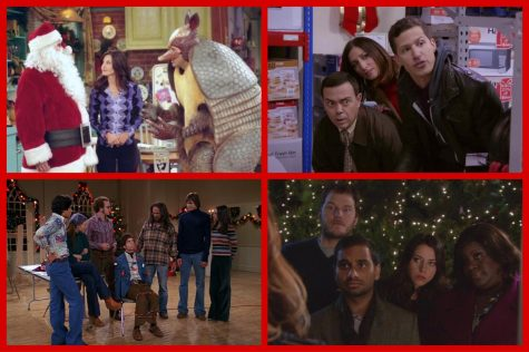 A definitive ranking of the top ten sitcom Christmas episodes to keep your watchlist full this season.