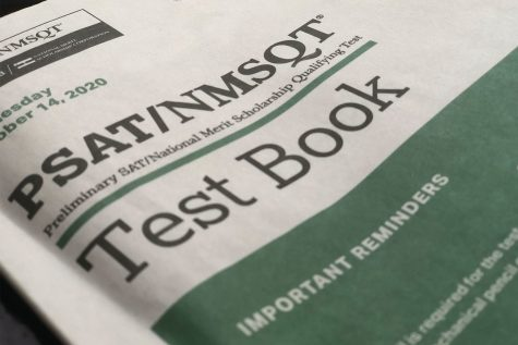 The PSAT, originally scheduled for January 26 at NVOT, has been canceled.