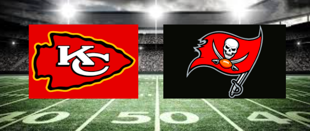 The Kansas City Chiefs and Tampa Bay Buccaneers square off this Sunday in their Superbowl matchup.