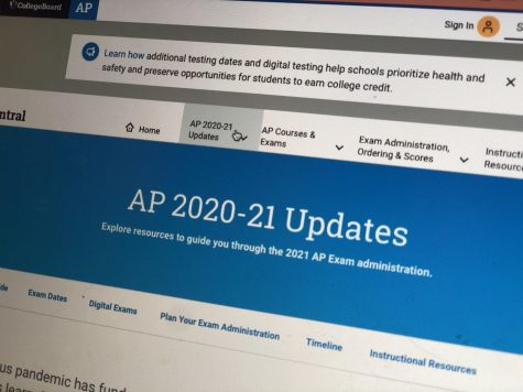 College Board releases the latest about the new 2021 AP exams.
