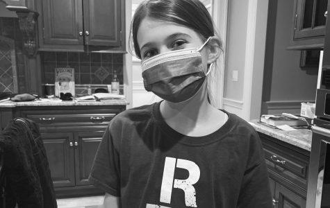 Sydney Farrington: Age 10; 4th grade