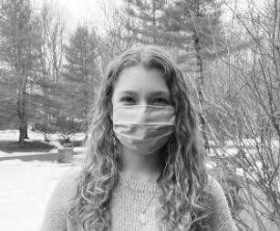 Emma Busch: Age 18; NVOT Senior and soon to be nursing student at Sacred Heart University