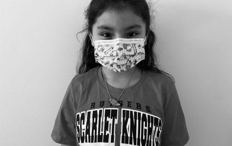 Madyson Acosta: Age 7; 1st grade