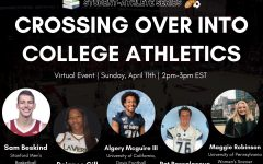 This virtual series will present five different athletes sharing their perspectives on college athletics.