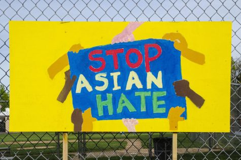 Our school community must step up and stand against anti-Asian discrimination.
