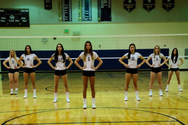 Seven+senior+volleyball+players+are+part+of+the+2021+season+three+roster.++