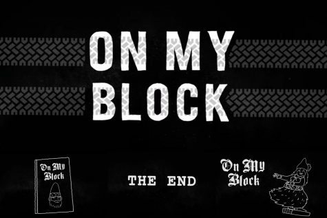 A bittersweet goodbye to the block.